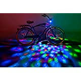 Brightz CruzinBrightz Blinking Tri-Colored LED Bicycle Accessory Light
