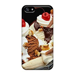 Iphone 5/5s Cases Bumper Covers For Icecream Sunday Accessories