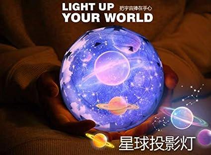 Color mágico taladro proyector fantasía universo luces estrelladas ...