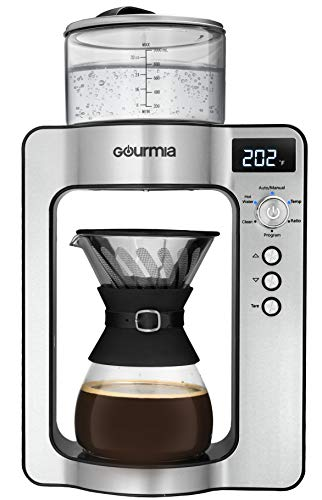 Gourmia GCM3350 Automatic Coffee Brewer product image