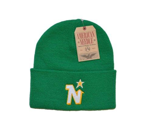Dallas Stars Cuffed Knit Hats 1a6fdad66c35