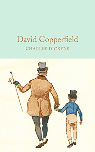 David Copperfield (Macmillan Collector's Library Book - Copperfield Brush