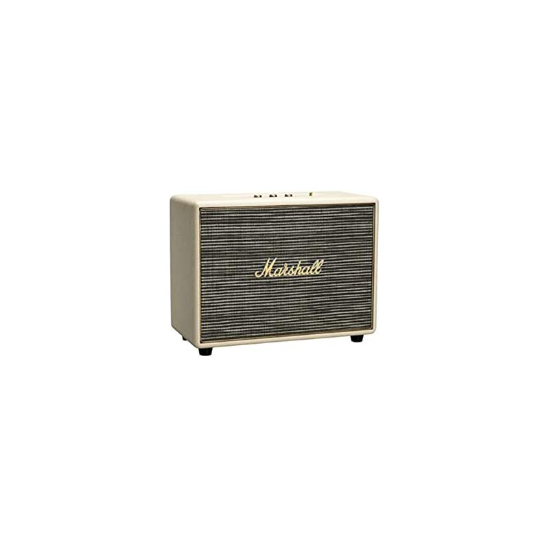 Marshall Woburn Bluetooth Speaker, Cream