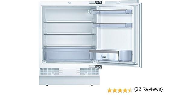 Bosch KUR15A60 - Frigorífico (Integrado, Color blanco, Derecho, 138L, 142L, SN, ST): Amazon.es: Hogar