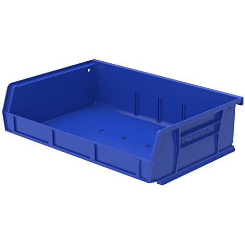 Akro Mils 30242BLUE Plastic Storage Stacking