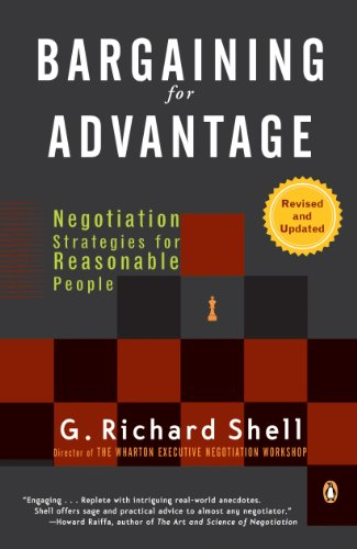 Bargaining for Advantage: Negotiation Strategies for Reasonable People
