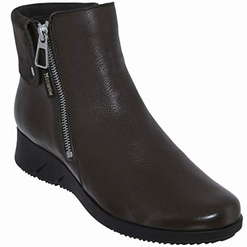 Femmes Brown Bottine Marron Mephisto 8751 P5124668 Dark 5wYqxEAnv