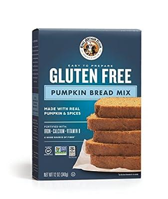 King Arthur Flour Gluten-Free Pumpkin Bread Mix, 12 Ounce
