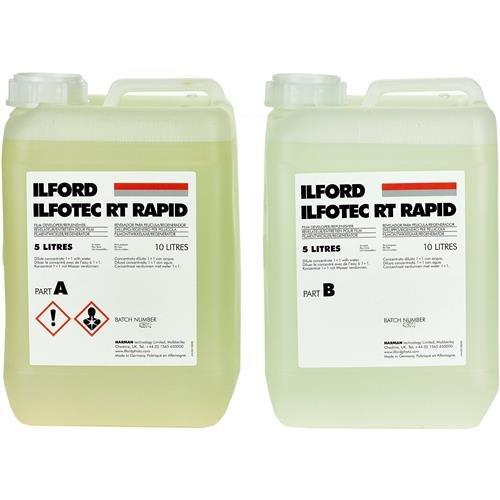 Ilford Ilfotec RT Rapid Developer Replenisher Liquid for Black/White Film, 20 Liters by Ilford (Image #1)