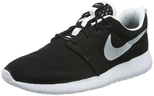 Black Shoes One 's Running Men NIKE Roshe White White Training White Br Fq4vK