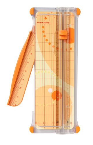 Fiskars 12-98937098J 12-Inch Office Portable Paper Trimmer by Fiskars
