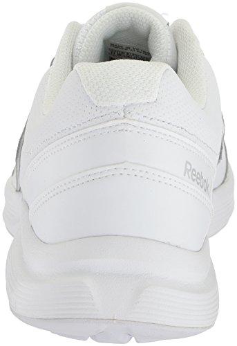 Reebok Donna Walk Ultra 6 Dmx Max Sneaker Bianco / Acciaio Acciaio