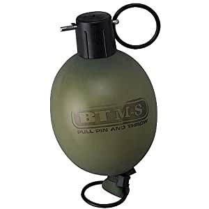 BT EMPIRE M8 Deluxe Style Pull Pin Paintball Grenade with Real Paint Fill