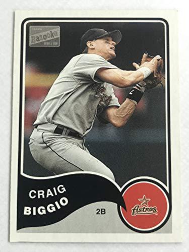 2003 Bazooka Mini #81 Craig Biggio NM/M (Near Mint/Mint)