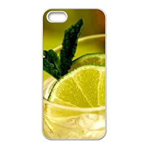 Fresh green lemon nature style fashion phone case for iPhone 5s wangjiang maoyi by lolosakes