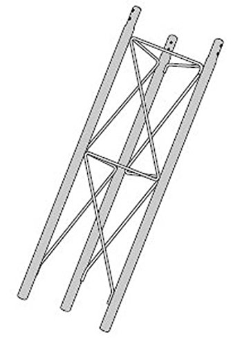 ROHN SB45G 5' Short Base for Embedment in Concrete - 45G Series Towers ()