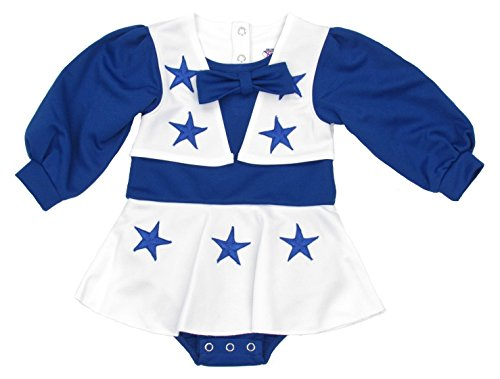 Dallas Cowboys Toddler Cheerleader Uniform product image