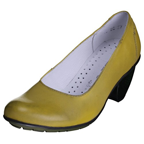 donna pumps Kristofer da pumps giallo Kristofer zv6qI