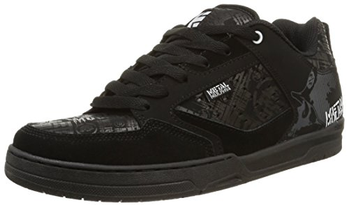 552 Chaussures Mulisha 6 Black Homme Eu 5 Noir Cartel Metal Etnies White Skateboard black Uk De 40 H1txPwgq