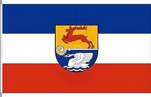 Banner Bandera baño doberan–150x 500cm–Bandera y banner