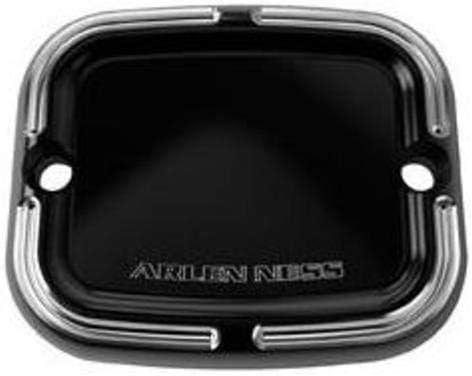 Arlen Ness 03-416 Black Master Cylinder Cover