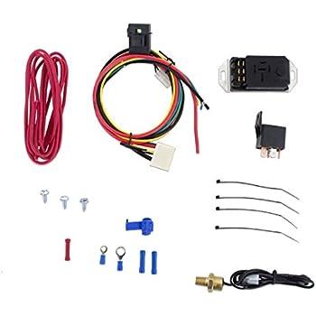 Amazon.com: Hayden Automotive 3652 Preset Thermostatic Fan ... on