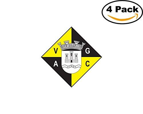 fan products of Vasco da Gama AC Sines 1 Portugal Football Club Soccer FC 4 Sticker Decal 4X4