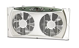 Holmes HAWF3095-U Dual Blade Twin Window Fan with Accutemp Plus (B0001O2OKO) | Amazon price tracker / tracking, Amazon price history charts, Amazon price watches, Amazon price drop alerts