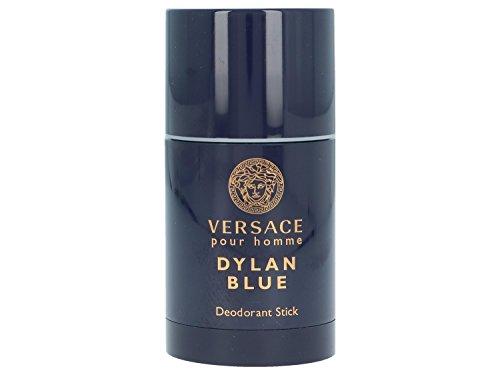 (Versace Pour Homme Dylan Blue Deodorant 2.5 oz/75ml)