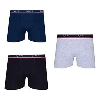 f7848151f Kit Com 7 Cuecas Boxer Lupo Adulto Algodão Box Masculina Plus Size ...