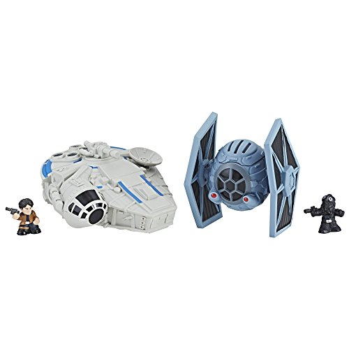 Star Wars Sw E8 DLX Vehicle Two Pack -