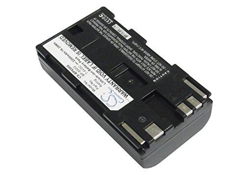 ビントロンズ充電式バッテリー2200 mAh for Canon xhg1、、xl2、xlh1、xha1、xl1 xl1s、gl1、gl2   B00KG76J9S