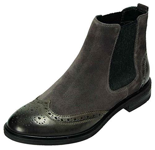 Stiefel Klondike Stiefelette Grau Klondike Stiefel D D tq1wxx0ZU