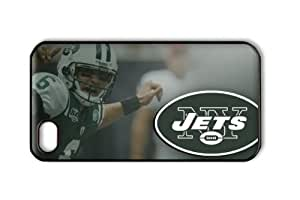 Customizablestyle New York Jets#6 iPhone4/4S Case Hard Shell(pc Material)