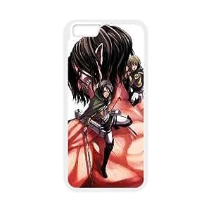 iPhone 6 4.7 Inch Phone Case Attack On Titan 30C03476