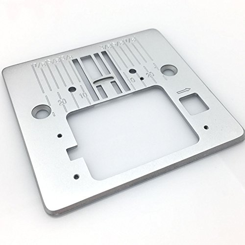 (FQTANJU Needle Throat Plate Q60D Sewing Attachment Used for Singer 3321, 3323, 4423, 4432, 5511, 5523, 5532 etc.)