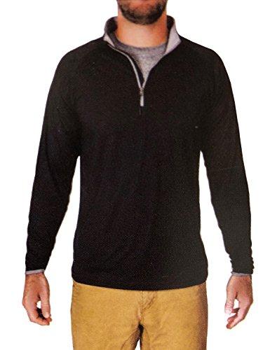 [해외]클라우드 베일 마운틴 웍스 맨 즈 올 시즌 14 지퍼 풀 오버 소프트 얇은 재킷 / Cloudveil Mountainworks Men`s All Season 14 Zip Pullover Soft Thin Jacket