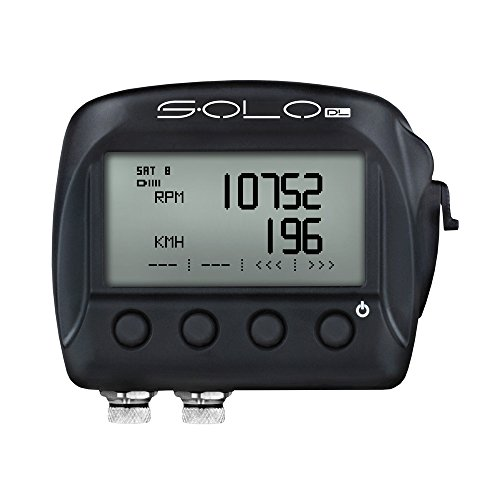 AIM Solo DL OBD2 GPS Lap Timer with ECU Connection by AIM