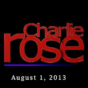 Charlie Rose: Max Levchin, August 1, 2013 Radio/TV Program