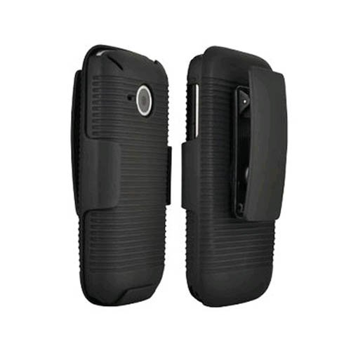 VERIZON DROID Shell Holster Combo