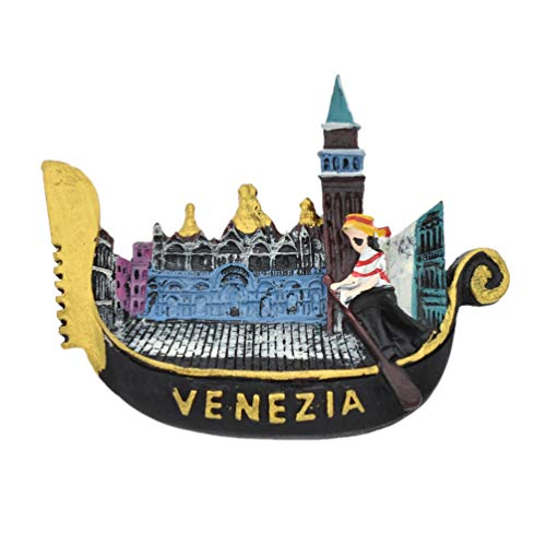 - Kesheng Venice Ship 3D Resin Fridge Magnet Toy Magnetic Souvenirs Gifts Tourist Collection 1pcs