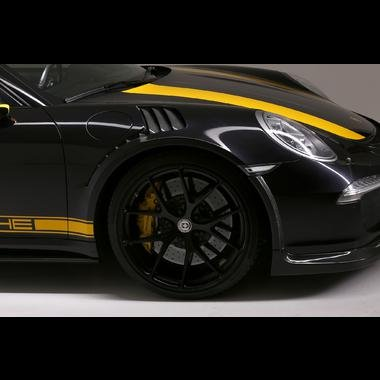 Amazon.com: Porsche 991 GT3RS Front Fender Upgrades with Fender Grills for 991 Carrera,: Automotive