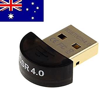 Bluetooth CSR 4.0 Dongle Aust Stock