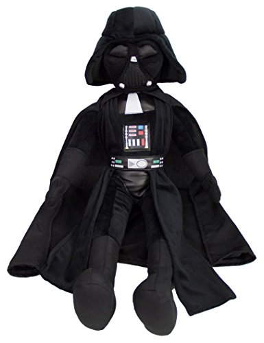 Star Wars Ep7 Darth Vader The Force Awakens Darth Vader Pillow Buddy ()