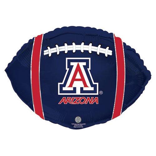 CTI Balloons Foil Balloon 315128HV University Of Arizona Wildcats Football, 21