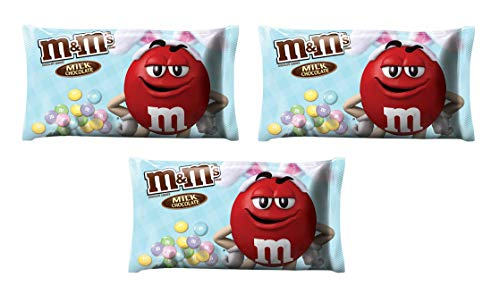 M&MS Easter Milk Chocolate Candy 11.4oz Bag (Pack of -