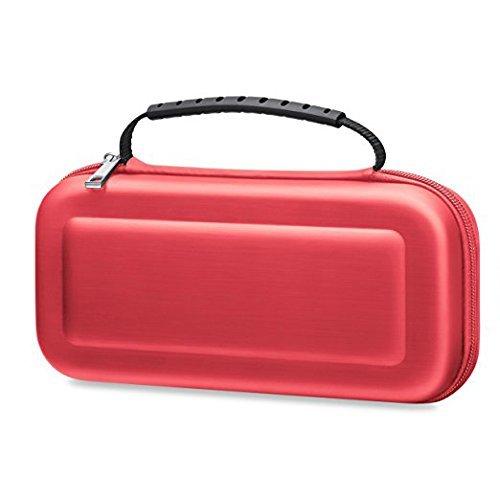 2 opinioni per JOYEUX Custodia da viaggio Switch- Custodia protettiva CaseBase NERA [Guscio