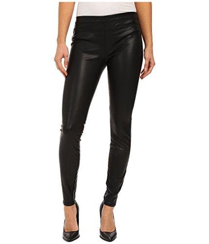 Black Suede Pants - 6