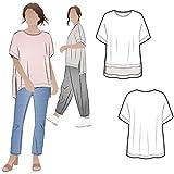 Style Arc Sewing Pattern - Betty Woven Tunic