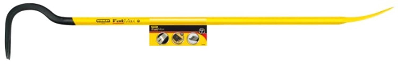 Stanley 155513 FatMax Pied-de-biche en acier à ressort 76 cm (Import Grande Bretagne) 1-55-513